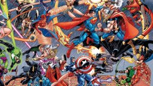 DC Comics vs. Marvel — Which Makes Better Video Games?